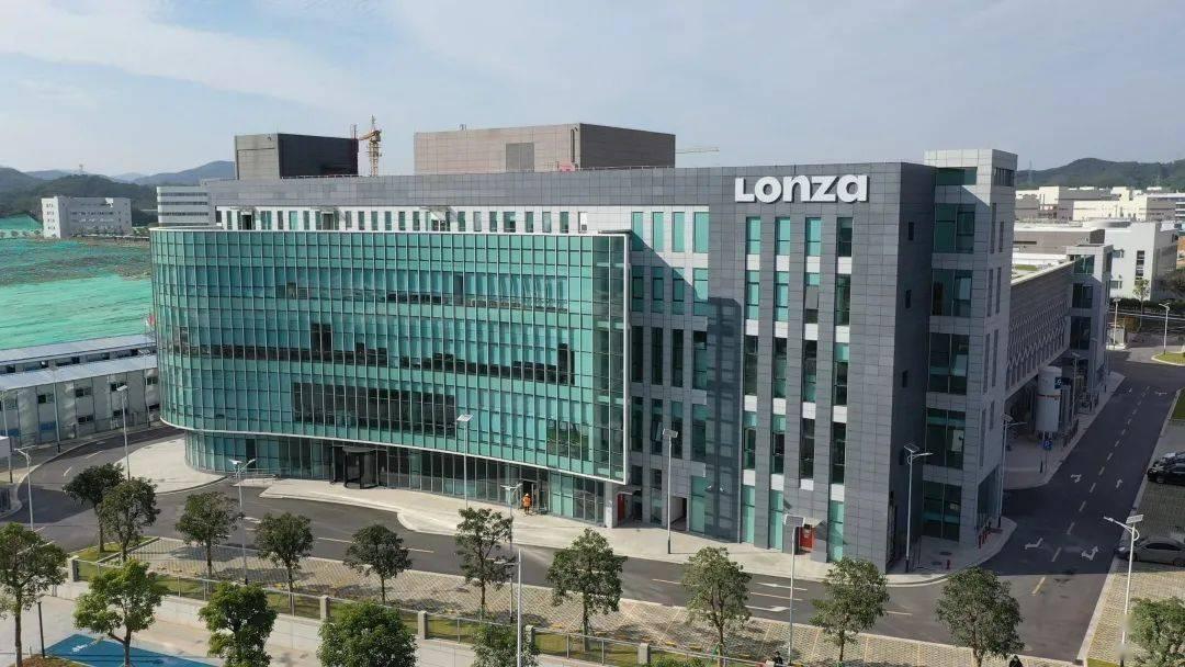 Cytiva 向龙沙 (Lonza) 交付模块化生物制品工厂