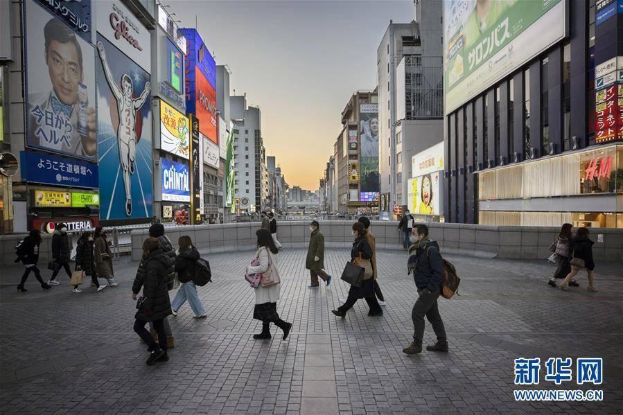 日本累计新冠确诊病例超30万例