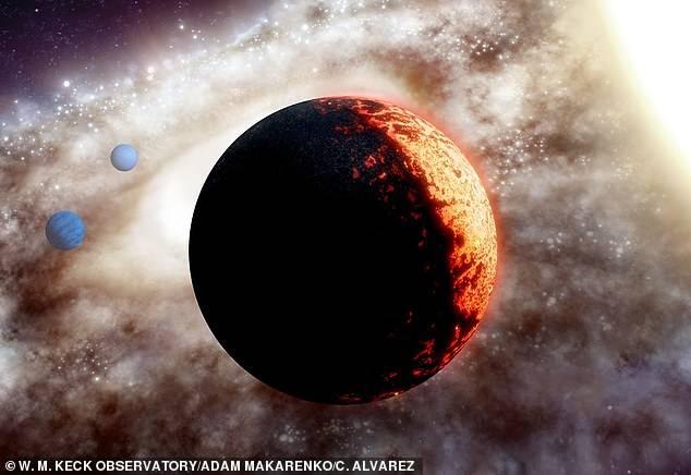 """科学家在银河系最古老恒星之一附近发现一颗岩质""""超级地球"""""""