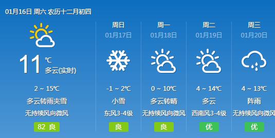 寒潮蓝色预警!雨夹雪今晚就到,昆明气温将狂降15℃,跌至零下
