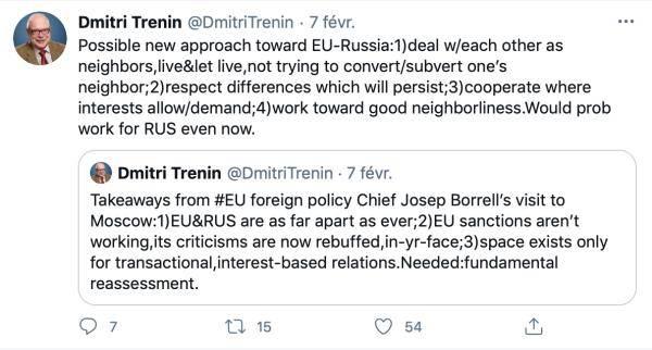 """""""断绝关系""""?俄罗斯与欧盟仅仅是互相放狠话吗?!"""