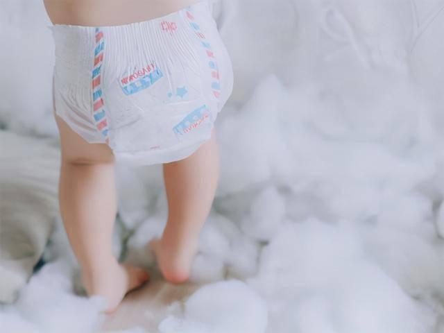各位朋友是怎么给孩子戒尿不湿的?