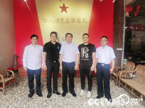 中国政法大学法律硕士学院•京师律师学院领导到广州十三行调研
