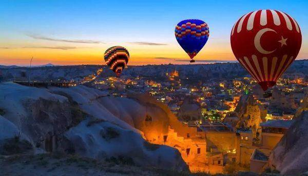 世界三大熱氣球圣地你知道嗎?坐一次熱氣球多少錢