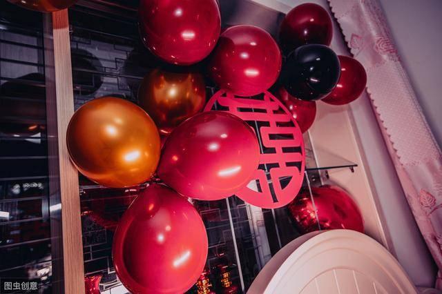 店鋪氣球布置技巧,婚禮現場氣球布置圖布置效果圖