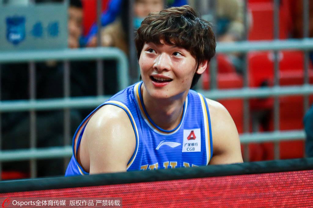 两小外回归后又返美 大王+陈林坚能否率福建进季后赛