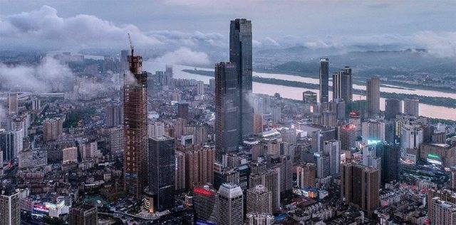 湖南长沙十大最高建筑排名长沙风水最好的高层楼盘