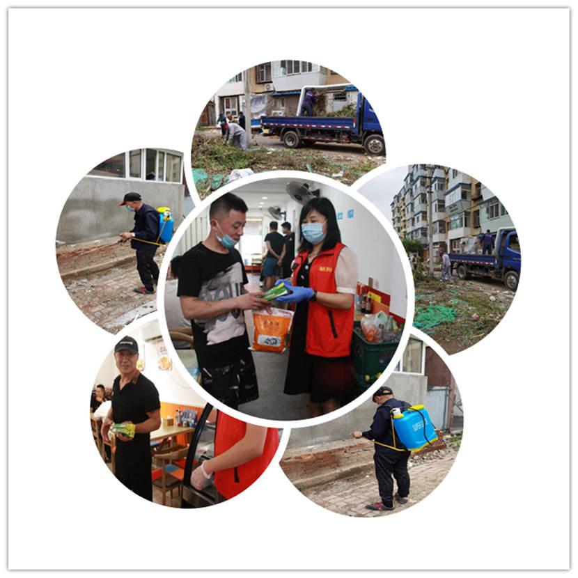"""重庆街道开展""""周末卫生日""""活动 让群众生活更舒心"""