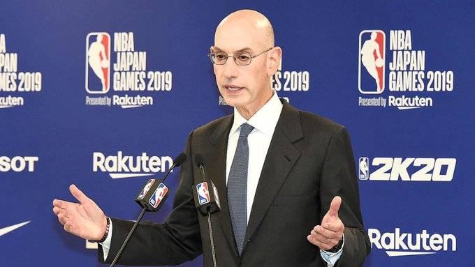 肖华忧虑NBA新冠病例增加 暗示复赛地存安全隐患