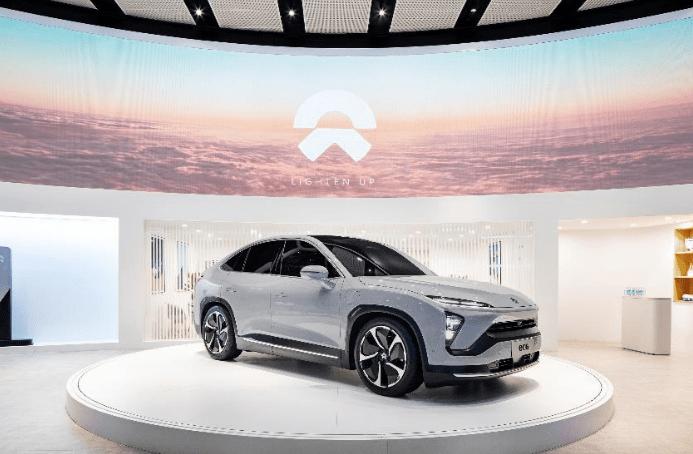 SSC设计-蔚来EC6成都车展上市 补贴前售价36.8万起