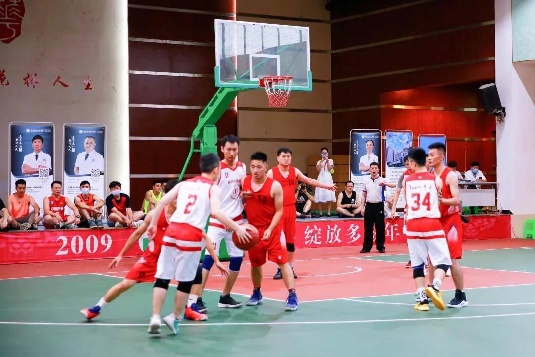 「强体魄 战疫情」,北部宽仁护航 2020 两江新区职工篮球联赛