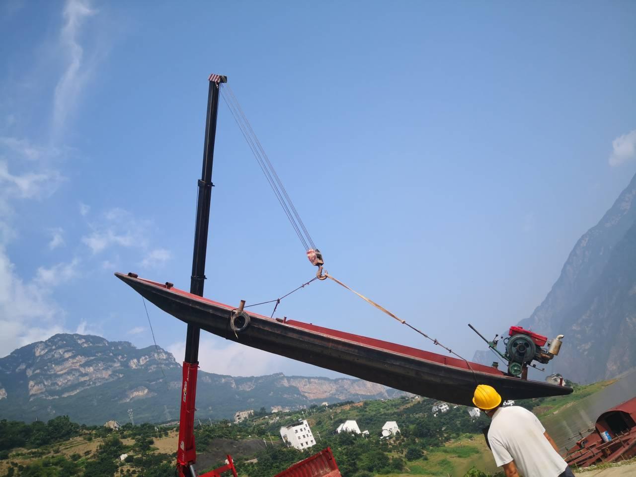 """屈原镇:""""三无""""渔船退捕上岸 速度快 效果好"""