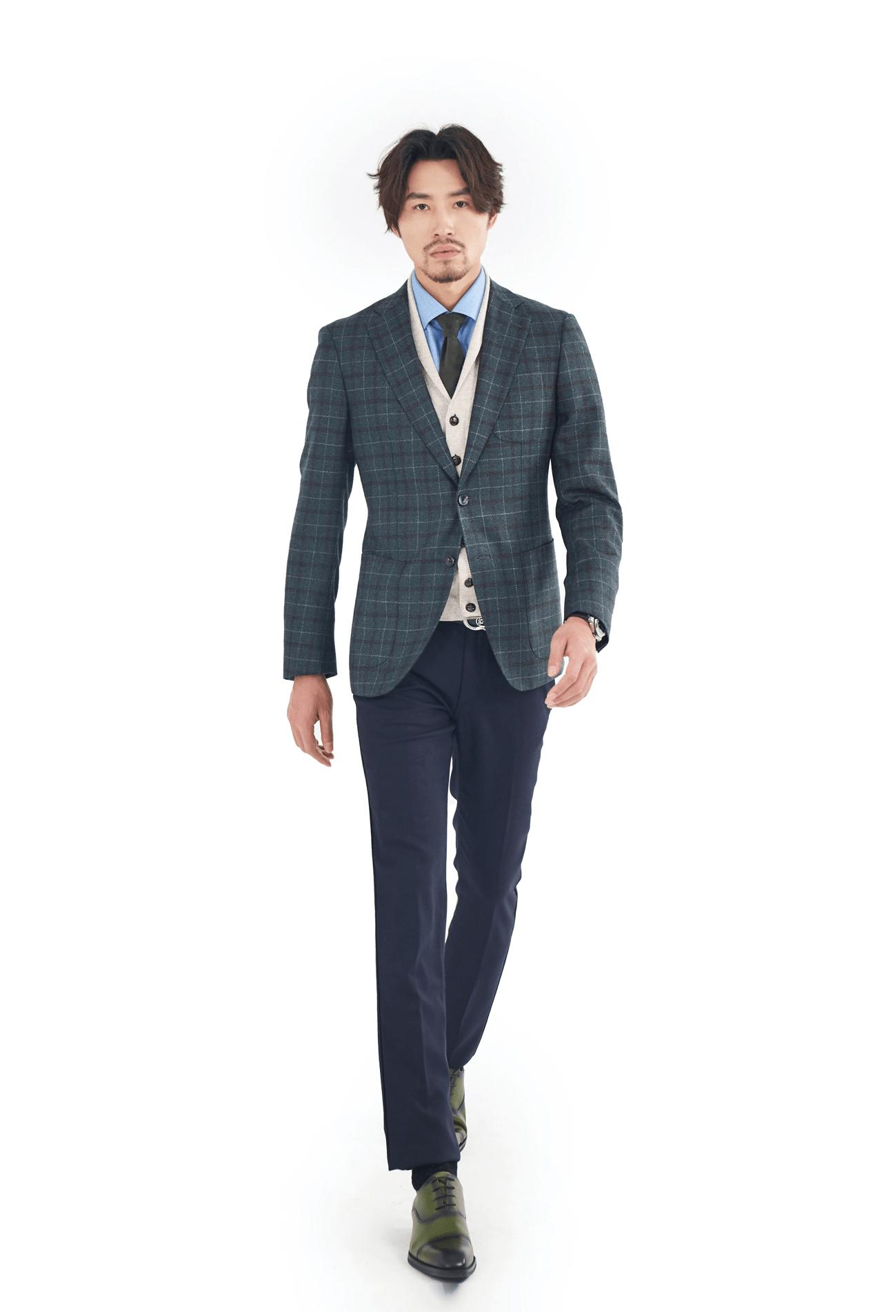 欧度男装推出西装选择攻略,专业搭配穿出你的国际品味