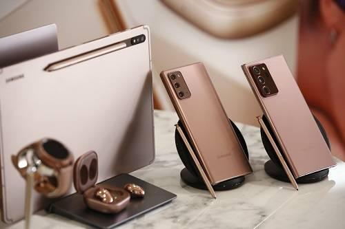 只为惊艳而来!三星Galaxy Note20系列品鉴会上海行