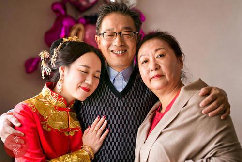 这位有格局的妈妈火了 在女儿婚礼说的3句话 值得新婚夫妇思考