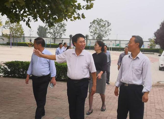 栾城:创建绿色学校_践行绿色文明