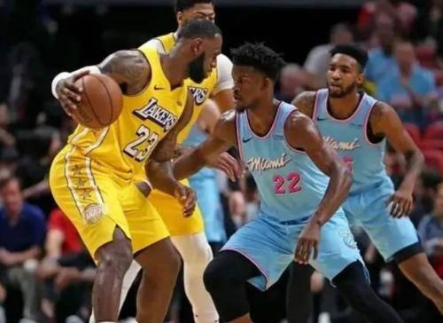NBA总决赛视频直播:湖人 VS 热火 铁血热火大战紫金军团!
