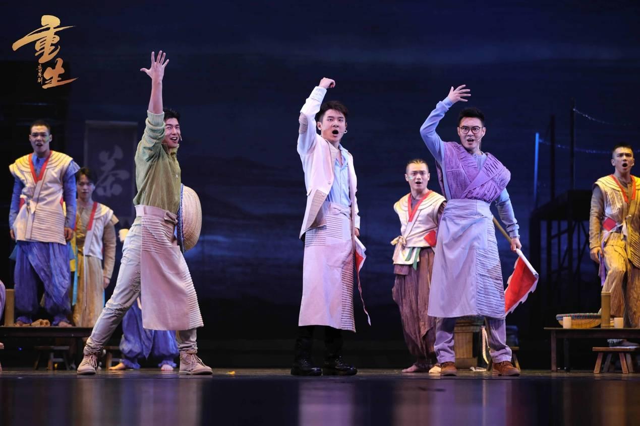 音乐剧《重生》上海站开演在即,见证奇迹因爱而生!