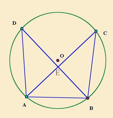 如何证明四点共圆(四点共圆14条证明方法)