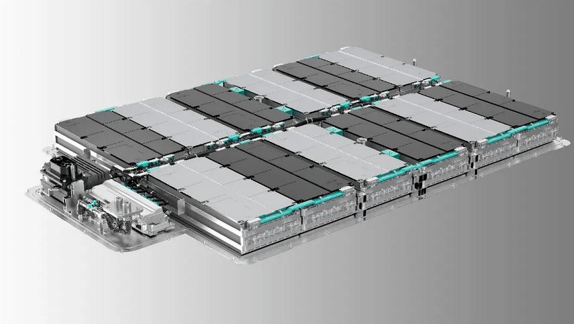 SSC设计-蔚来推100kWh电池包 续航可达615公里