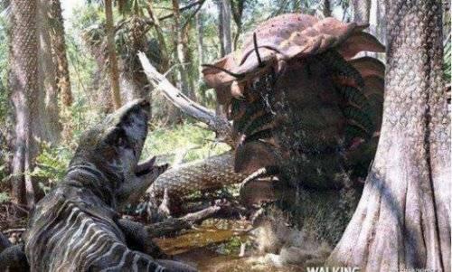 幸好这30种动物灭绝了 不然对人类是场灾难(史前30大猛兽) 网络快讯 第15张