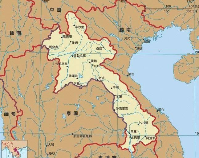 一个华人学老挝语言的自学心得