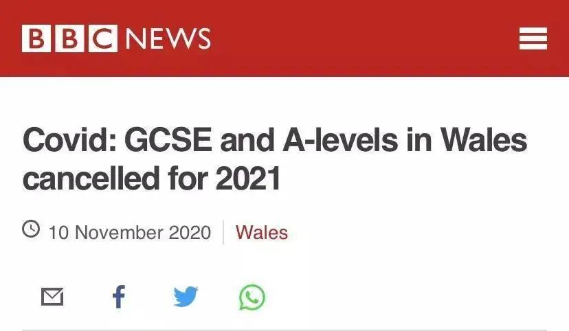 重磅!CAIE剑桥国际考评部公布2021年5-6月IG和A-level考试时间!