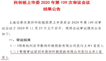 鼎阳科技上会暂缓审议,上市委的发问让企业好尴尬