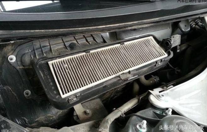 空调滤芯多久换一次(新车多久换空调滤芯)