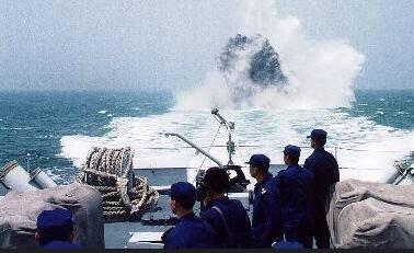 深水炸弹是干什么的(深水炸弹是如何反潜艇的 )插图(2)