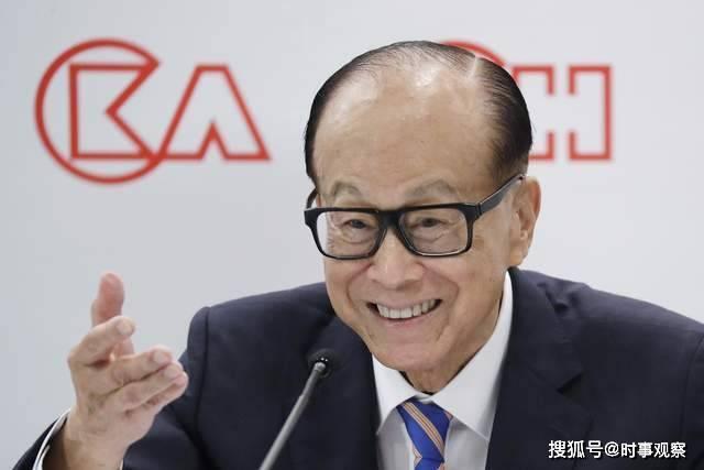 李嘉诚退位千日:损两千亿市值,失香港首富,与小30岁红颜工作