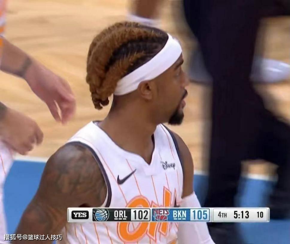 NBA奇葩发型:罗德曼发型集齐彩虹色号,朗尼沃克外号盆栽哥