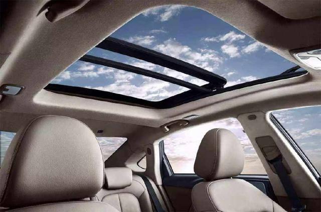 为什么一定要买有天窗的车?