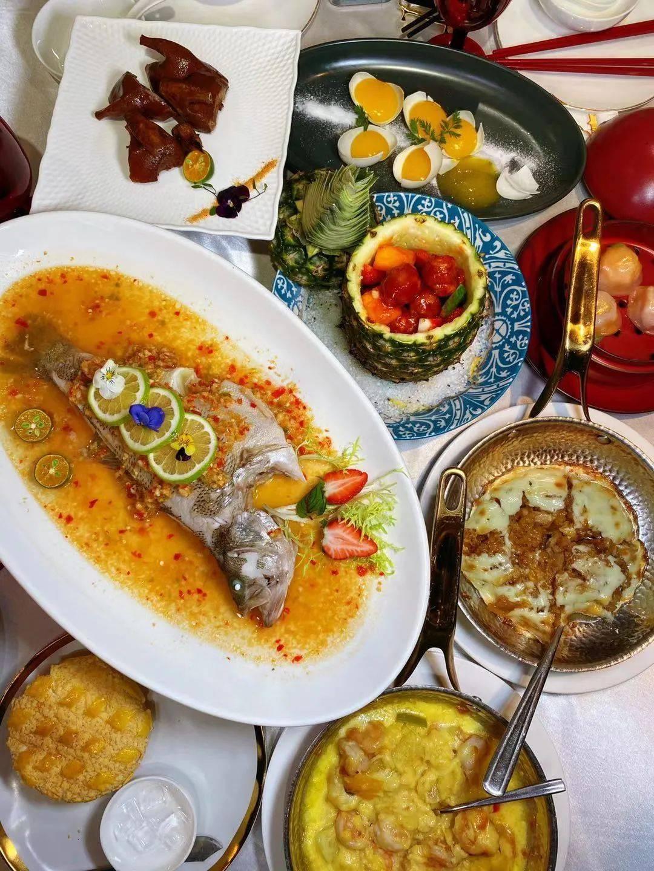 三代餐饮世家的90后老板在长春做了创意粤菜,都吃到了很高的价值