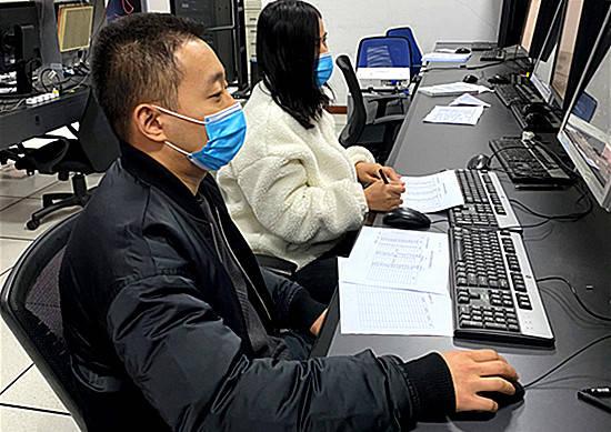 西北空管局完成西安本场监视信号覆盖测试