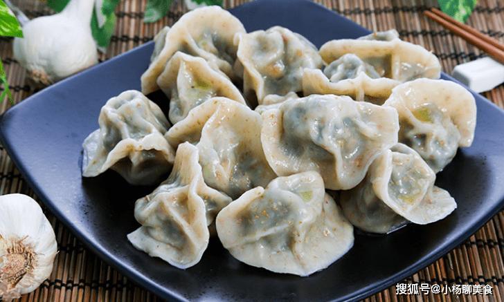 包饺子别再用猪肉了,比韭菜还香,做法简单,快来一起了解