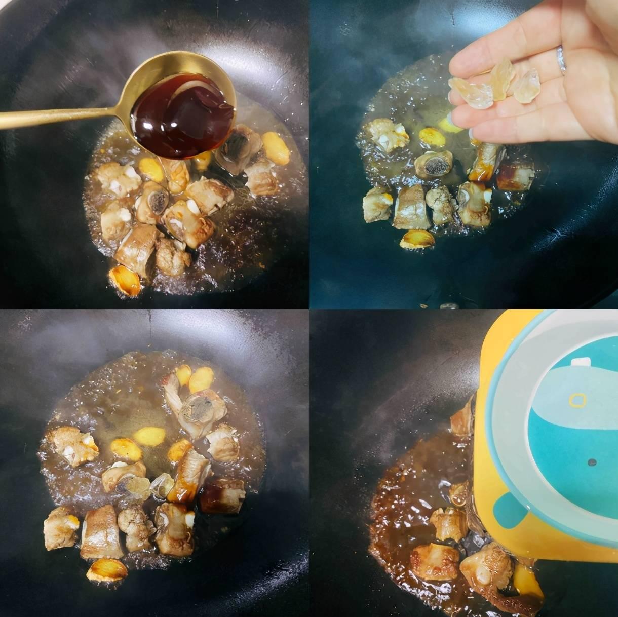 排骨玉米不一定非要做成汤,红烧起来也不错