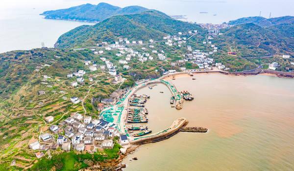 深藏闺中小渔村,可谓是海上桃源,连嵊泗本地人都知之甚少