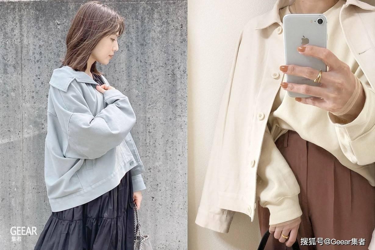 娇小女生必收:日本优衣库热卖一年,终于等到宽版外套上架!