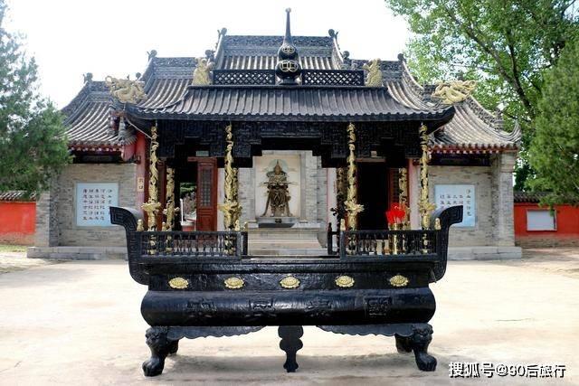 距西安1小时车程,藏着一座古寺,历史优,免费开放,却鲜为人知