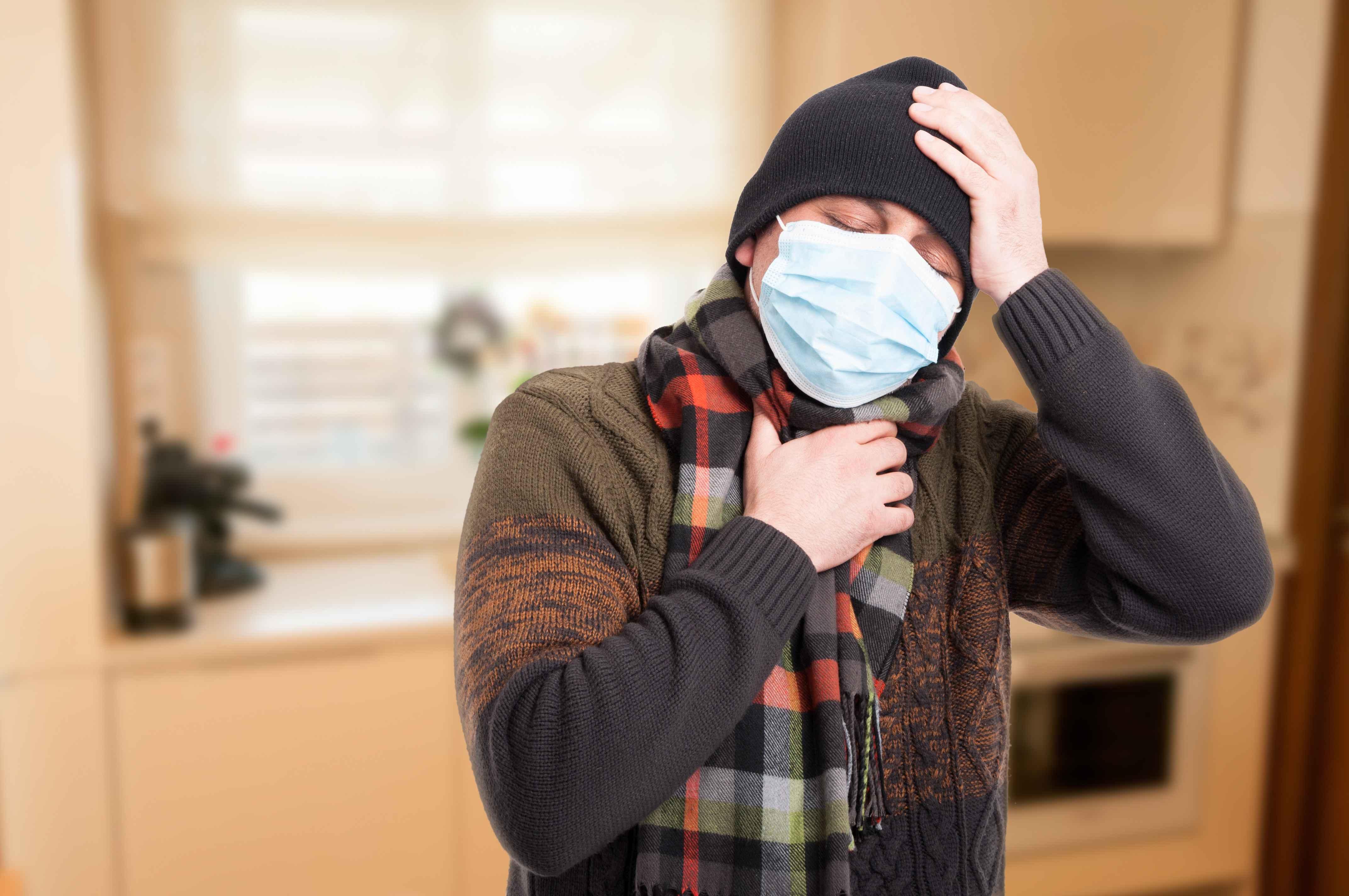腊八遇上大寒,咳嗽总是不断?医生支招:做好3件事,喉咙不发干