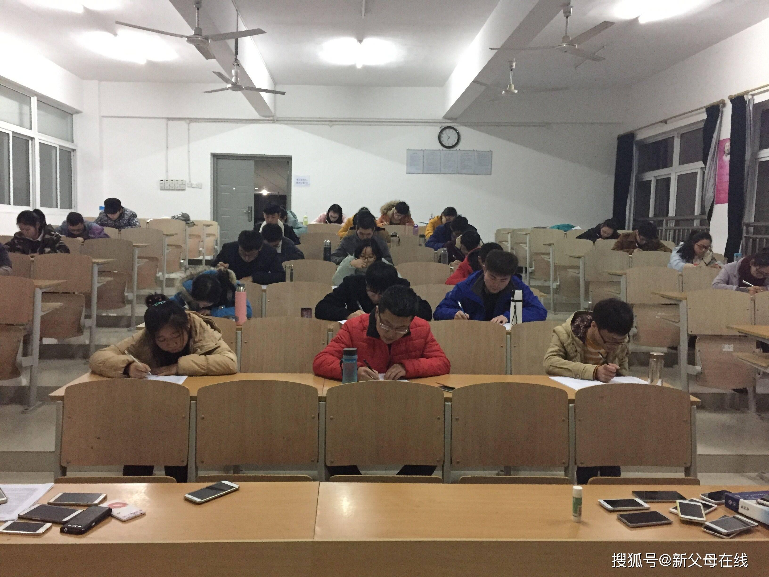 关天顺注册于考试,学生这样说
