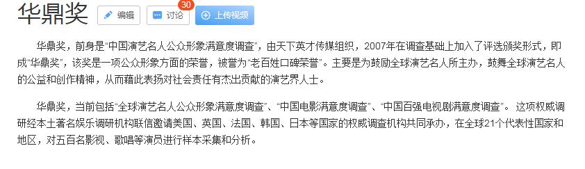 """郑爽奖项被撤销后,华鼎奖反被扒是""""野鸡奖"""",曾因违规被叫停  第10张"""