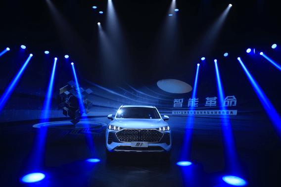 WEY摩卡首秀,新一代智能汽车在摩卡上是如何体现的?