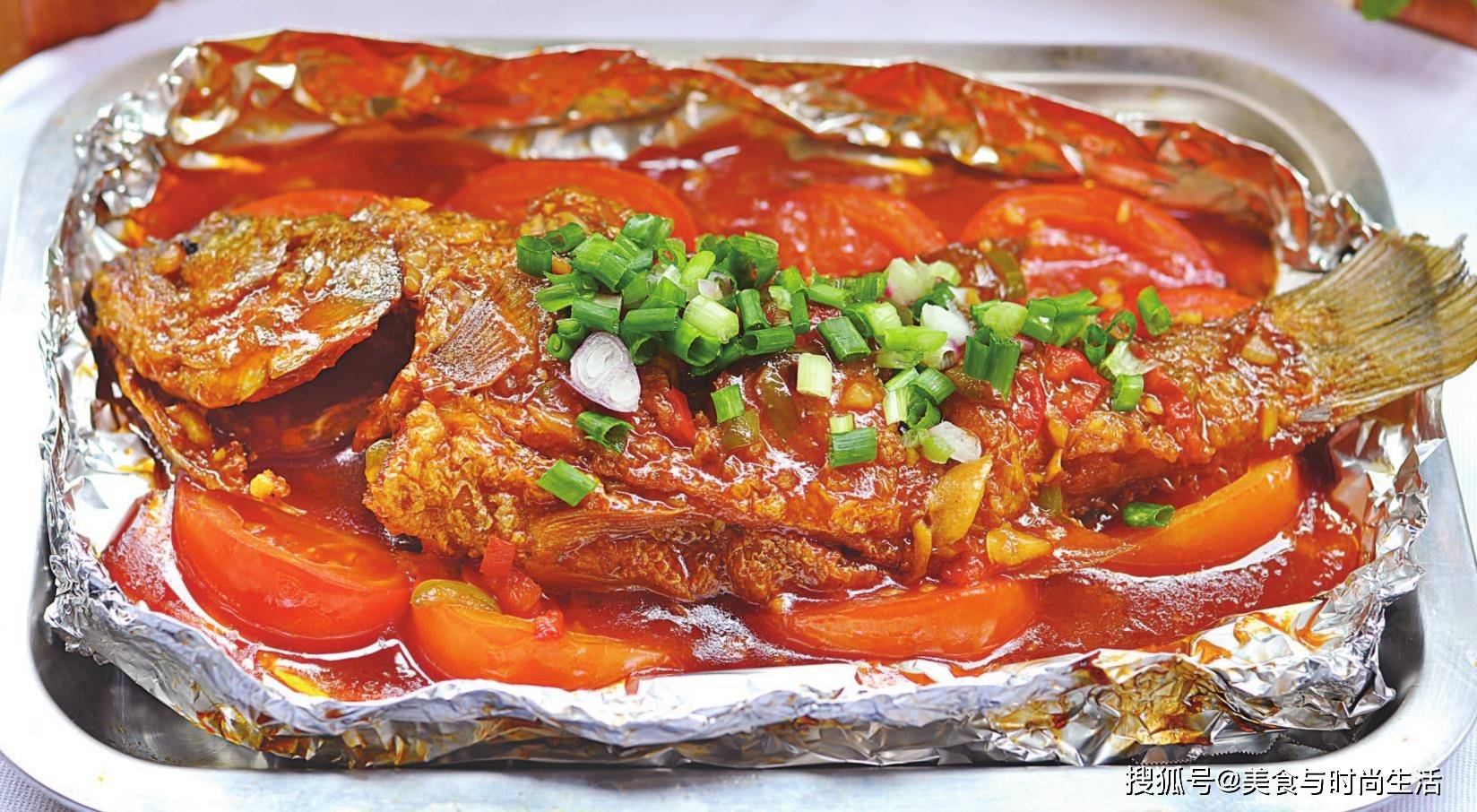 吃腻了水煮、清蒸、红烧鱼,这做法一定试试,简单快手,肉嫩鲜香