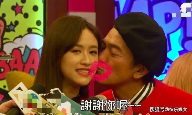 占有她的欲望太强?吴宗宪阻止30岁女儿早结婚,当众亲吻表关爱