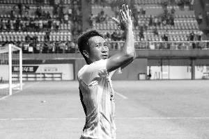 广州足球旗帜卢琳告别富力 或将加盟一支中甲球队