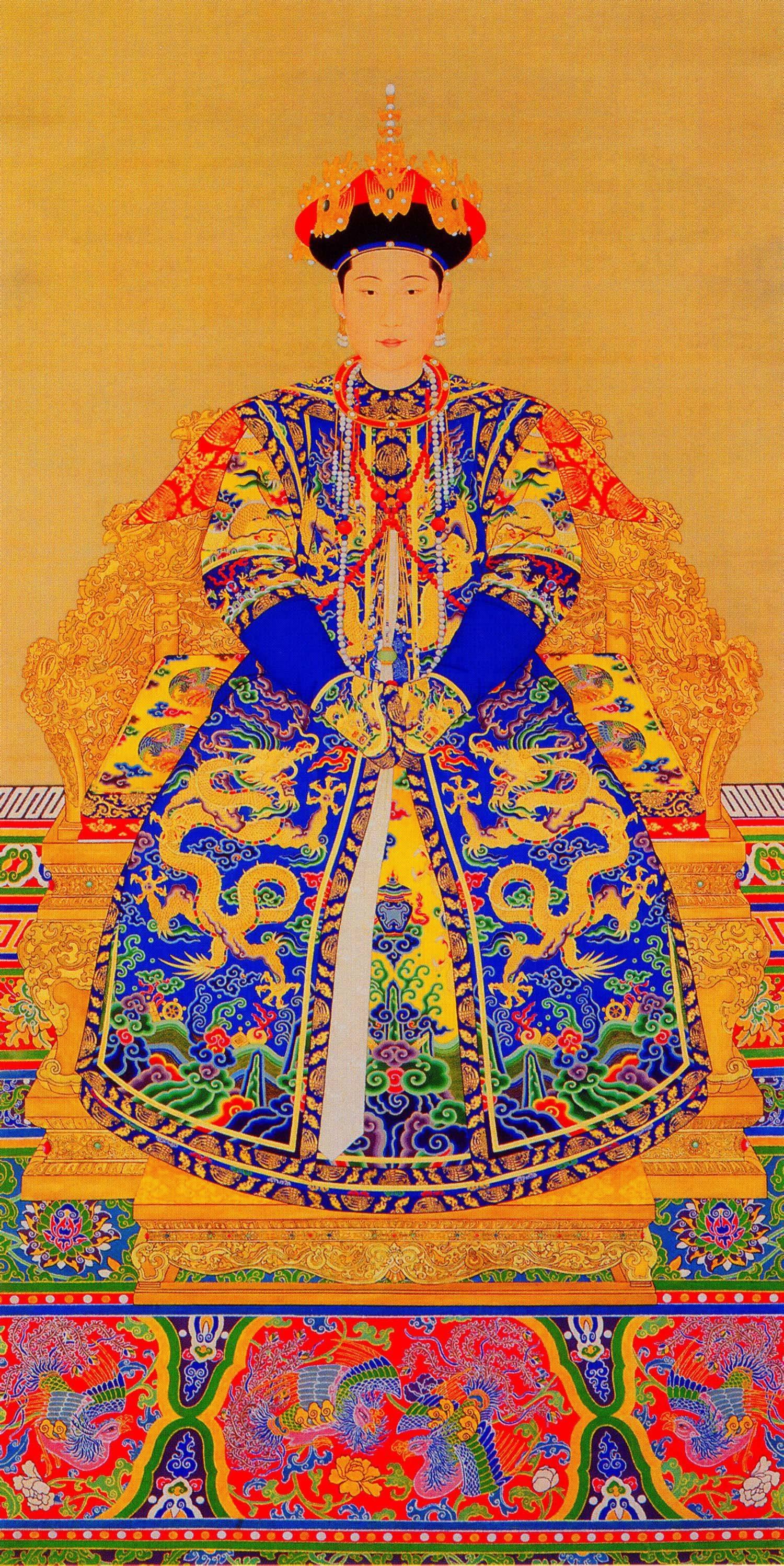 皇贵妃系统 宫斗之贵妃系统