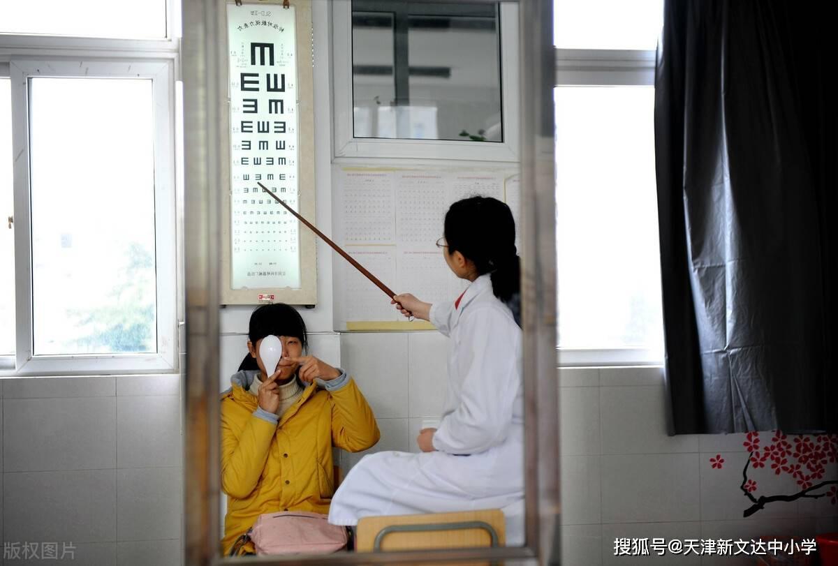 中考体检女生图片 女性婚检最尴尬的