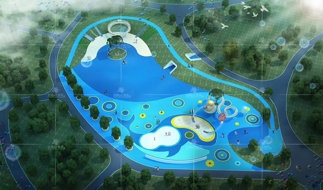 景区规划,别忘了设计一个儿童游乐区!
